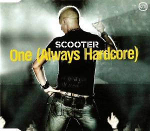 Scooter: One (Always Hardcore) - Cover