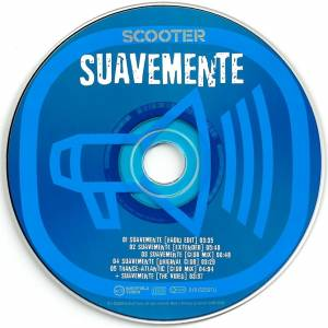 Scooter: Suavemente (Single-CD) - Bild 5
