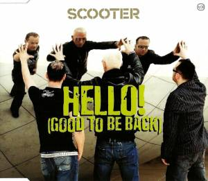 Scooter: Hello! (Good To Be Back) - Cover