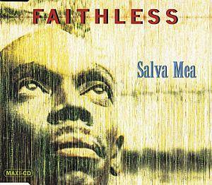 Faithless: Salva Mea - Cover