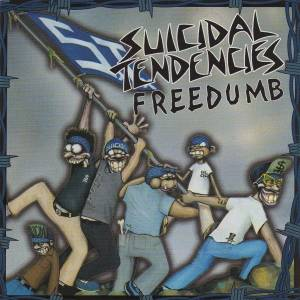 Suicidal Tendencies: Freedumb - Cover