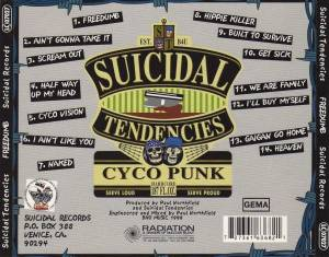 Suicidal Tendencies: Freedumb (CD) - Bild 2