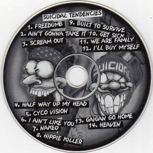 Suicidal Tendencies: Freedumb (CD) - Bild 3