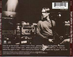 Bryan Adams: On A Day Like Today (CD) - Bild 5
