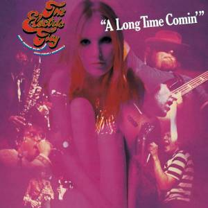 Cover - Electric Flag, The: Long Time Comin', A