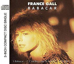 France Gall: Babacar - Cover