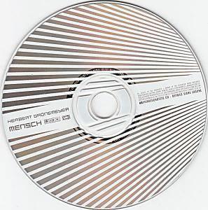 Herbert Grönemeyer: Mensch (Single-CD) - Bild 3