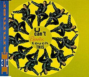 MC Hammer: U Can't Touch This - Cover