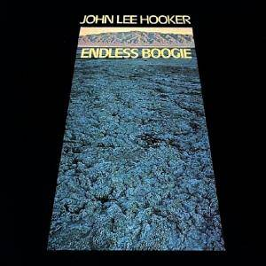John Lee Hooker: Endless Boogie - Cover
