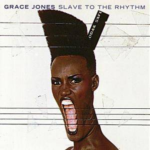 Cover - Grace Jones: Slave To The Rhythm