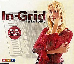 In-Grid: Tu Es Foutu - Cover