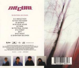 The Cure: Seventeen Seconds (CD) - Bild 2