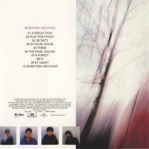 The Cure: Seventeen Seconds (CD) - Bild 3