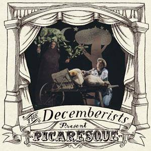 The Decemberists: Picaresque - Cover