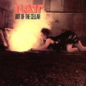 Ratt: Out Of The Cellar - Cover