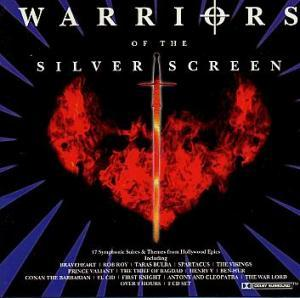 Warriors Of The Silver Screen - Cover