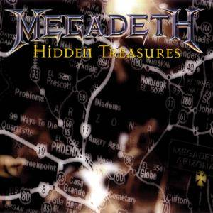 Megadeth: Hidden Treasures - Cover