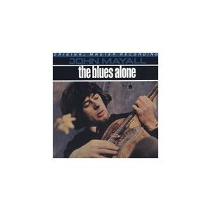 John Mayall: Blues Alone, The - Cover