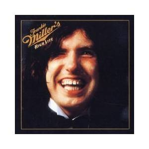 Frankie Miller: High Life - Cover