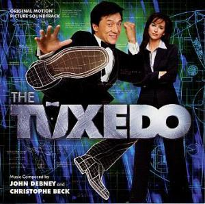 John Debney, Christophe Beck, James Brown: Tuxedo, The - Cover