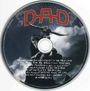 D-A-D: Monster Philosophy (CD) - Bild 5