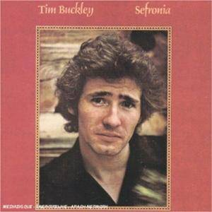 Tim Buckley: Sefronia - Cover