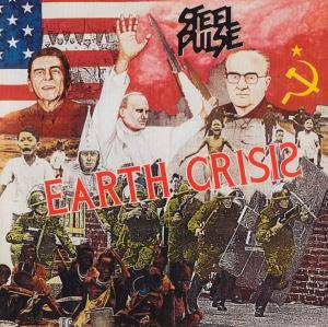 Cover - Steel Pulse: Earth Crisis
