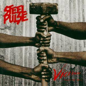 Cover - Steel Pulse: Victims
