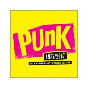 Punk 1977/2007- 30th Anniversary - Cover