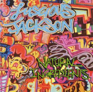 Cover - Luscious Jackson: Natural Ingredients