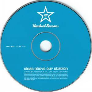 Hundred Reasons: Ideas Above Our Station (CD) - Bild 3
