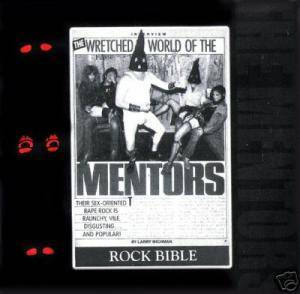 Cover - Mentors: Rock Bible