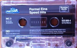 Formel Eins - 38 Speed Hits (2-Tape) - Bild 4