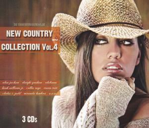 New Country Collection Vol. 4 - Cover