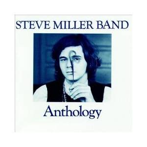 The Steve Miller Band: Anthology - Cover