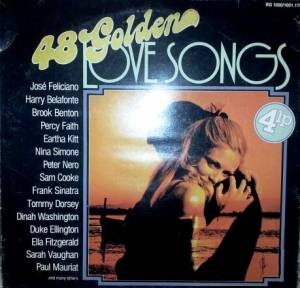 48 Golden Love Songs - Cover
