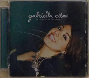 Gabriella Cilmi: Lessons To Be Learned - Cover