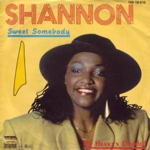 Shannon: Sweet Somebody - Cover