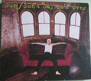 Gun: Don't Say It's Over - Cover