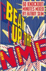 Cover - Kaleef: Beat Up the NME: 60 Knockout Minutes mixed by Fatboy Slim