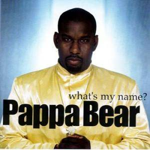 Cover - Pappa Bear: What's My Name?