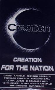 Cover - Arnold: Creation For the Nation