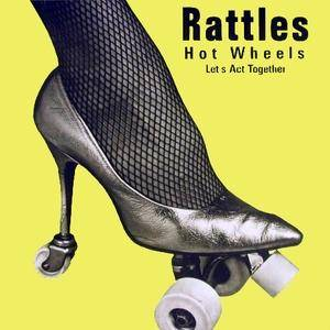 The Rattles: Hot Wheels - Cover