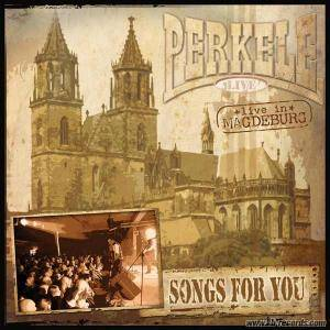 Perkele: Songs For You - Live In Magdeburg - Cover