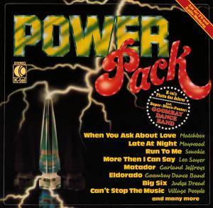 Cover - Fools, The: Power Pack
