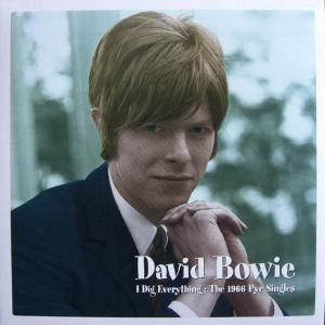 David Bowie: 1966 - Cover