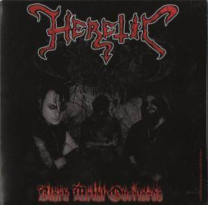 Heretic Black Metal Overlords The Cult Of Omega 2008