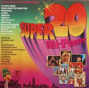 Super 20 - Hit-Power - Cover