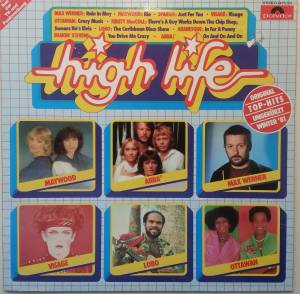High Life - Winter '81 - Cover