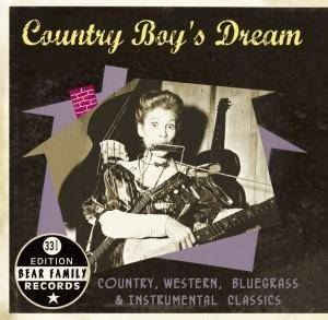 Country Boy's Dream - Cover
